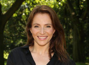Anna Dereszowska w akcji