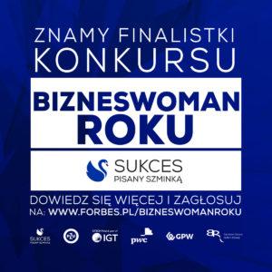 Plakat Bizneswoman Roku