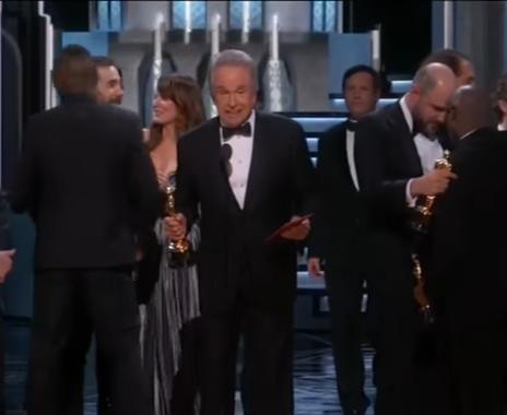 wpadka na Oscarach