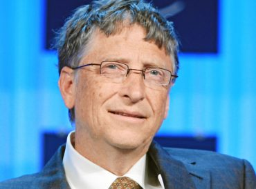co czyta Bill Gates