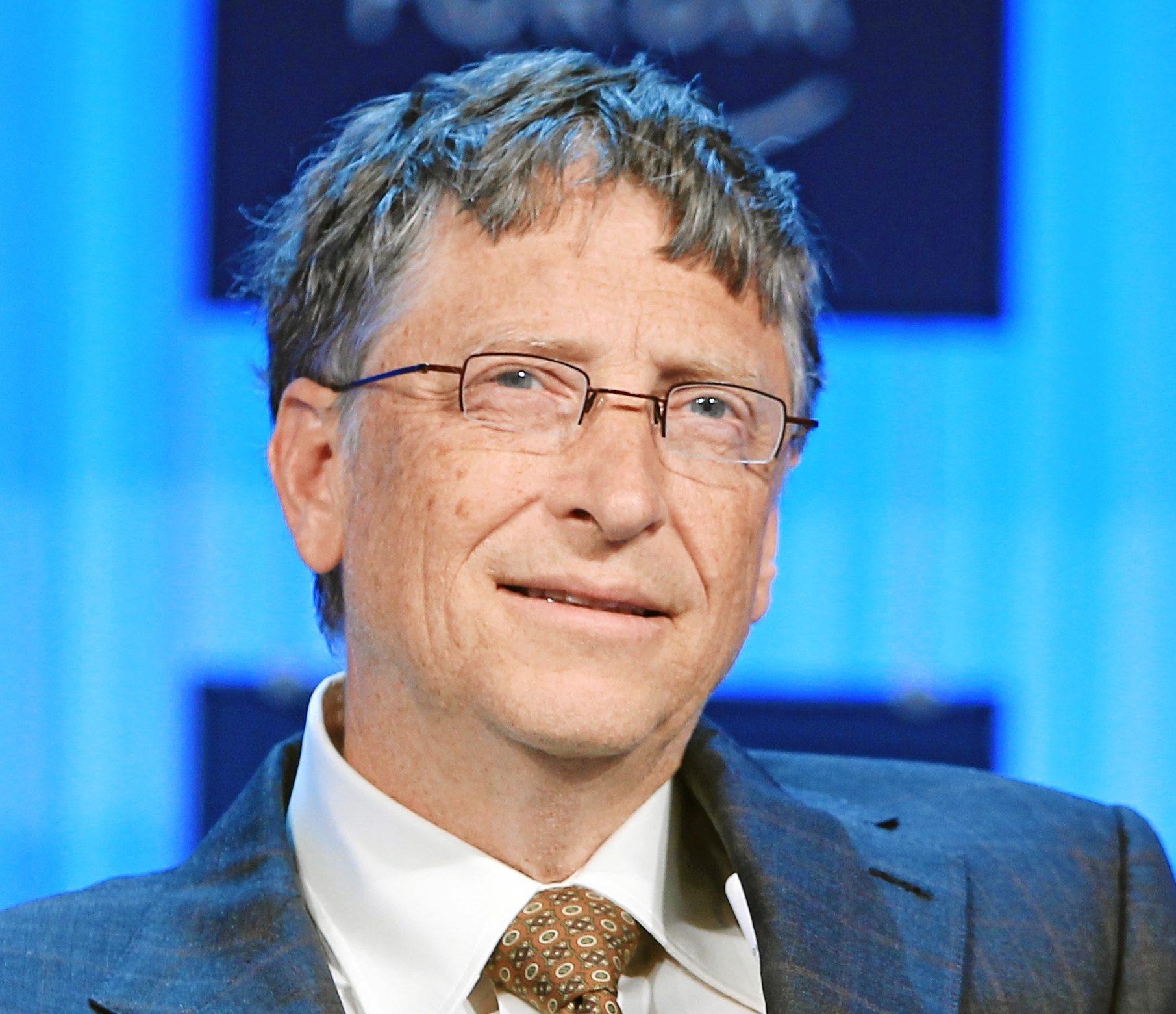 co czyta Bill Gates