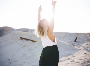 4 kroki do pozytywnej zmiany