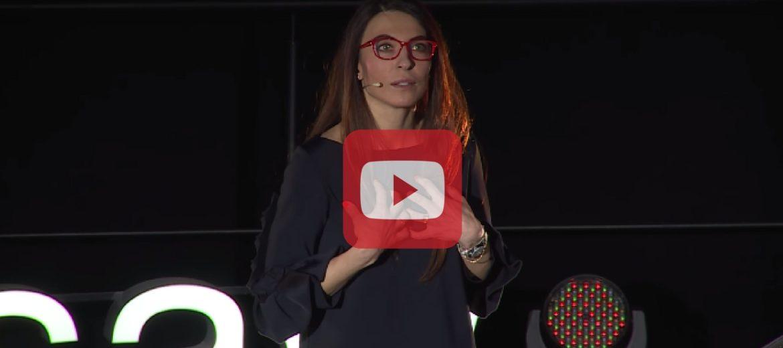 wystąpienie Olgi Kozierowskiej na TEDx Warsaw