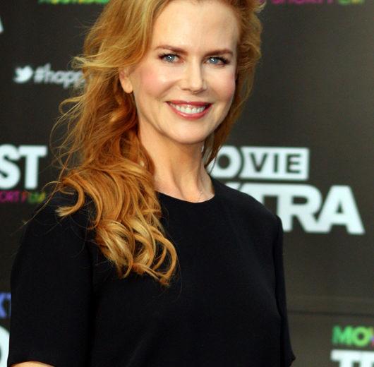 Nicole Kidman, Jessica Chastain, Goldie Hawn