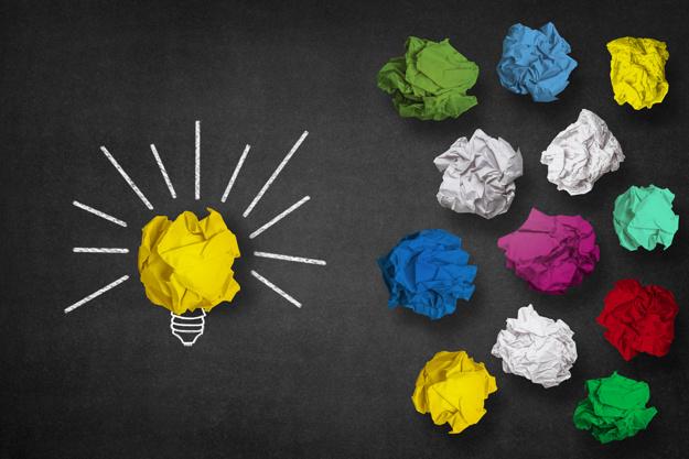mity na temat kreatywności