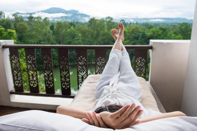 jak dobrze wypoczywać