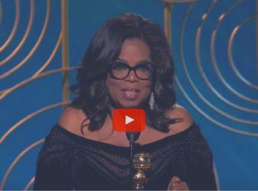 Oprah Winfrey na prezydenta