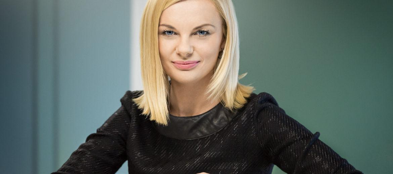 Agnieszka Rynkowska, członek zarządu w polskim oddziale Microsoft