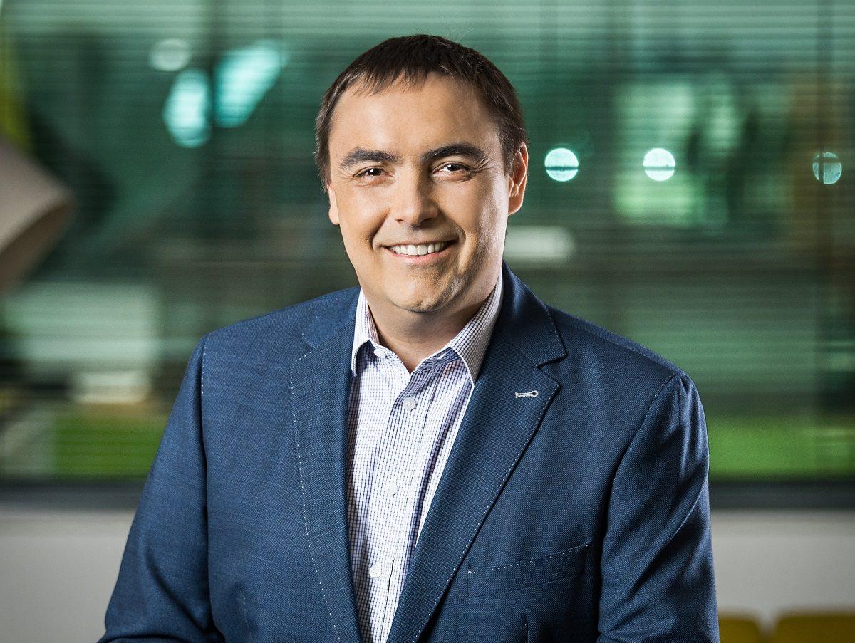 Mark Loughran, Dyrektor Generalny w polskim oddziale Microsoft