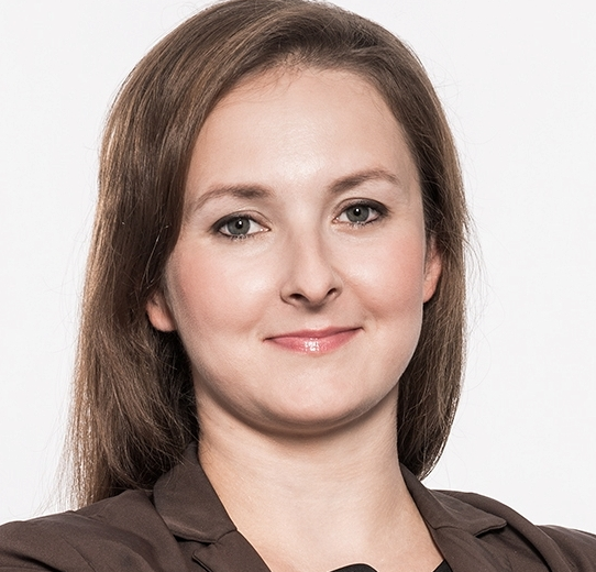 Marta Życińska Mastercard