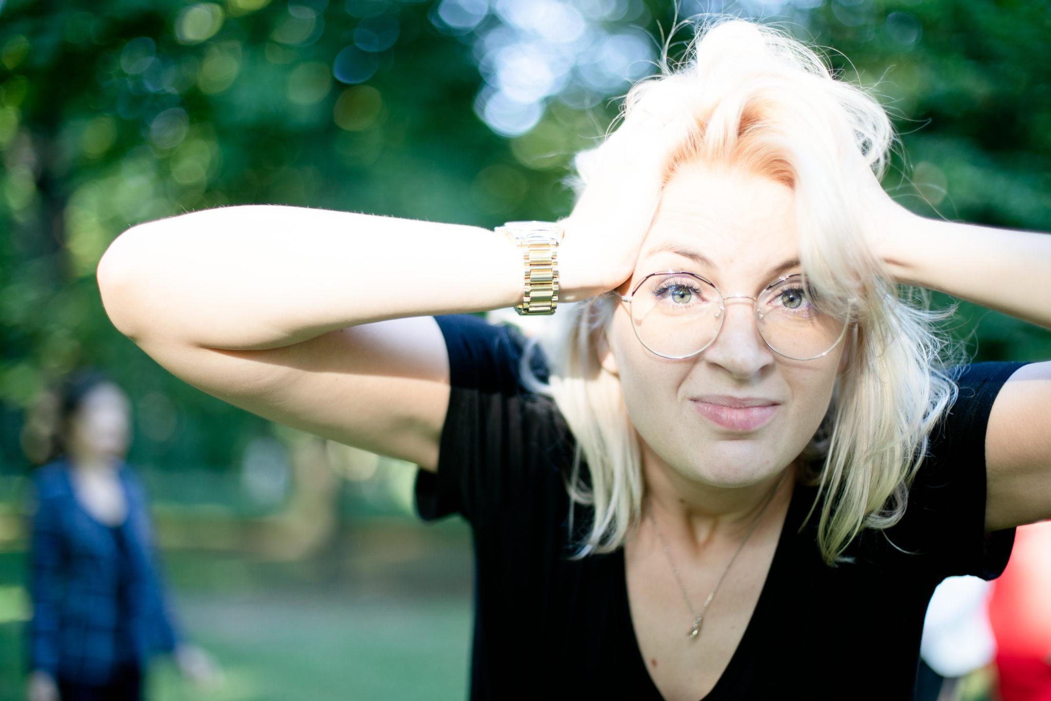 Dominika Jajszczak (fot. Jowita Pawluczy)