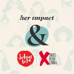 Her Impact Sukces TO JA
