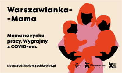 Mama-Warszawianka program plakat