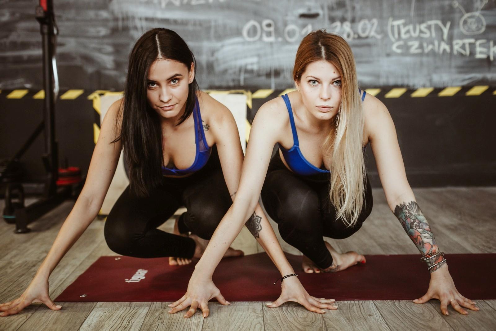 Aneta Redlińska Magdalena Tyburska-Szypryt opowiadają o tym, jak prowadzić studio fitness w pandemii