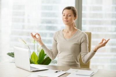 Zdrowy kręgosłup na home office