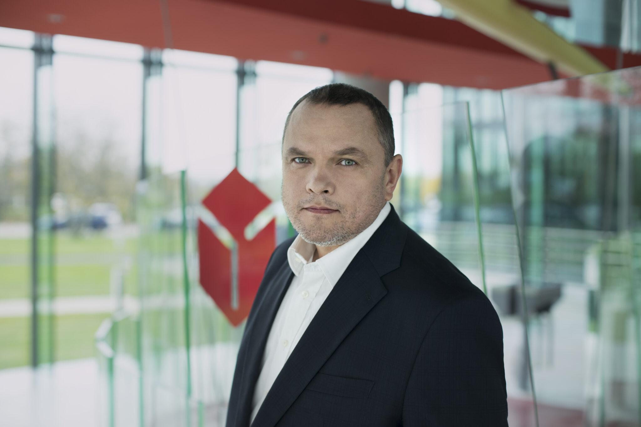 Rafał Nawłoka, DPD Polska