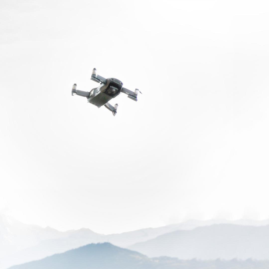 Drony biznes. O tym, jak w usa drony są wykorzystywane w placówkach handlowych