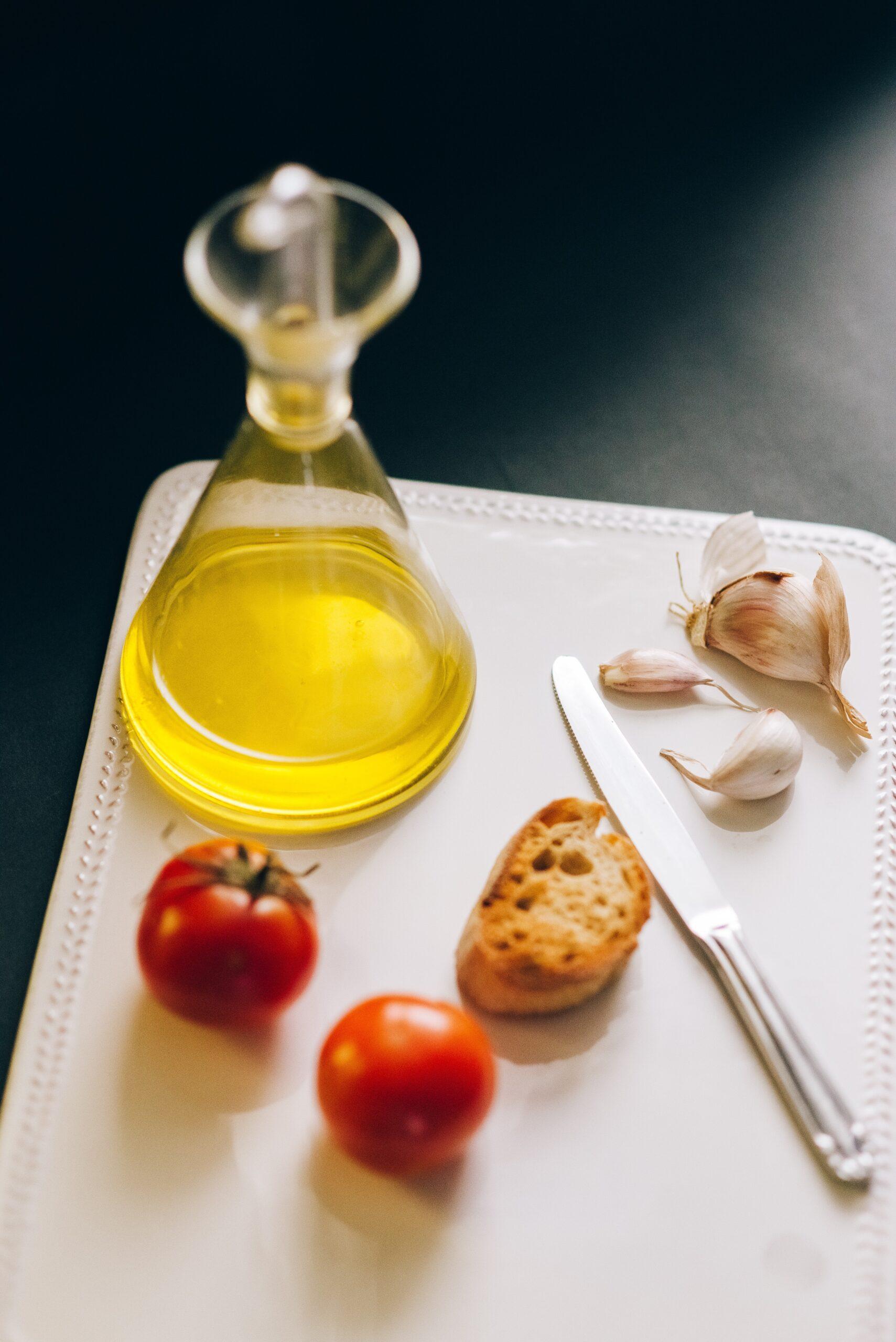 Jak stworzyć biznes życia? Produkcja olejów