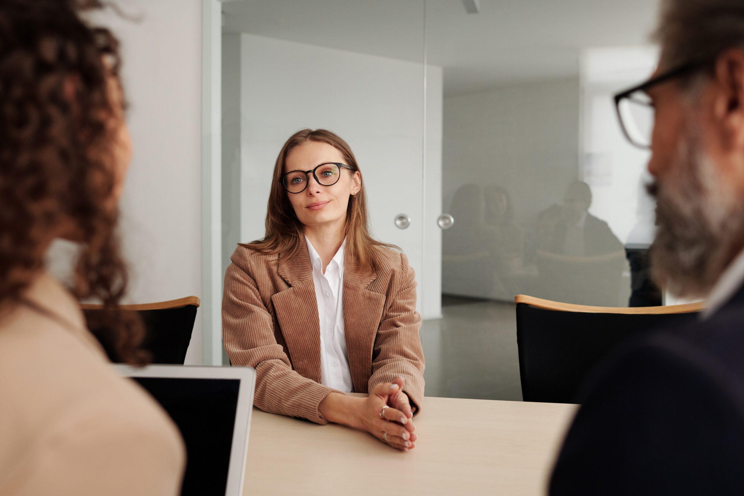 Jak zadbać o pewność siebie na rozmowie kwalifikacyjnej? Feedback