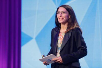 Olga Kozierowska opowiada o tym, jak ważne są emocje w biznesie
