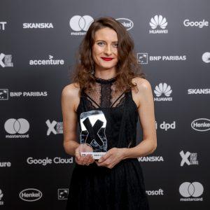 Agata Czechórska / Bizneswoman Roku